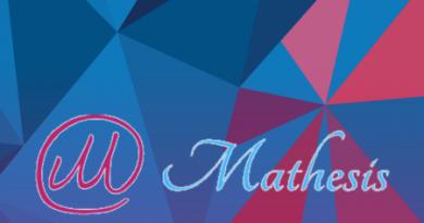 Διαδικτυακά μαθήματα «Mathesis»
